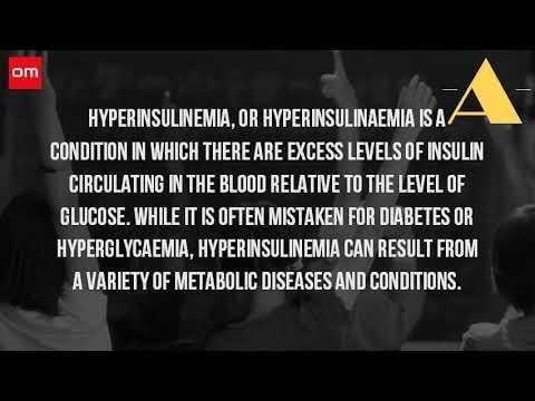 Hyperinsulinemia Symptoms