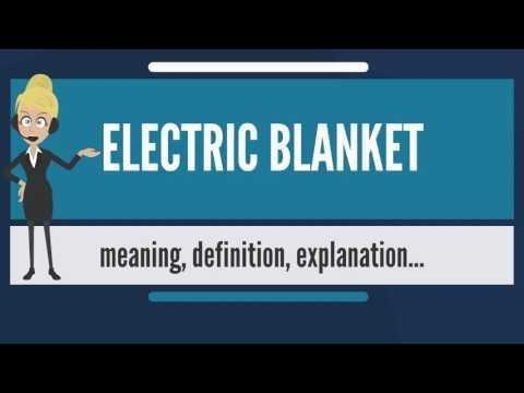 Why Cann't Diabetics Use A Electric Blanket?