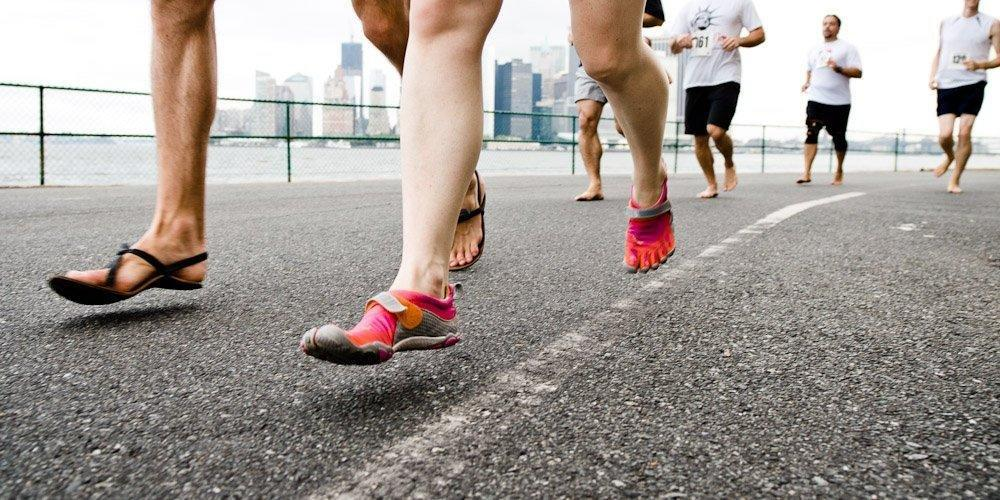 Barefoot Running Diabetes