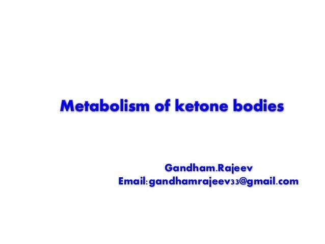Can Ketone Bodies Be Converted To Glucose?