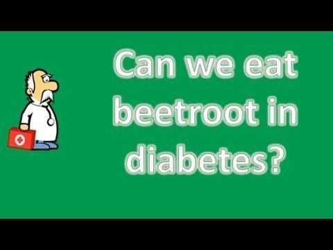 Is Beetroot Juice Good For Diabetics
