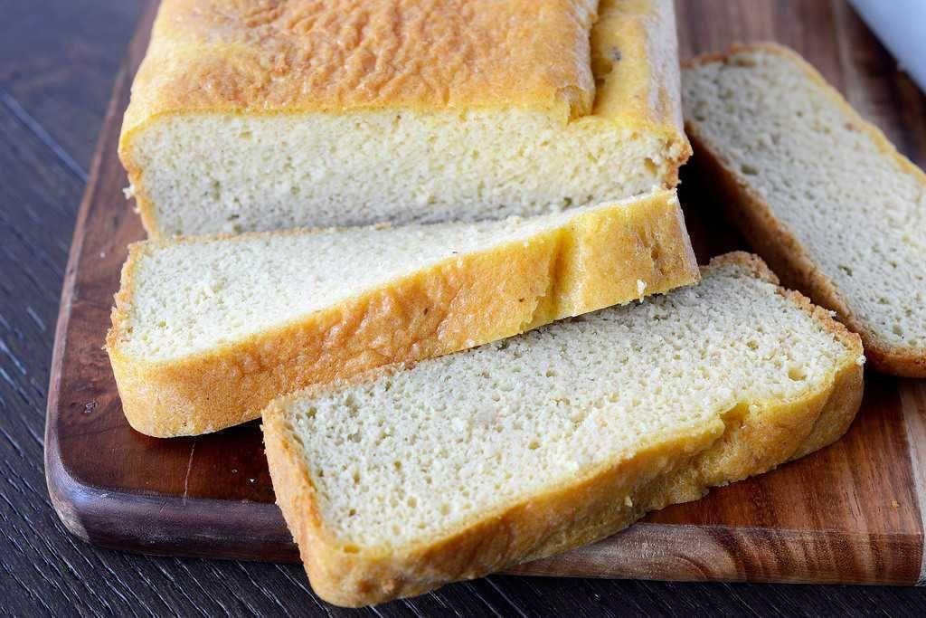 Low Carb Low Sugar Bread
