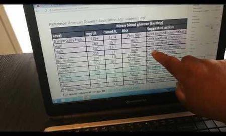 Blood Sugar Level 24 Mmol L