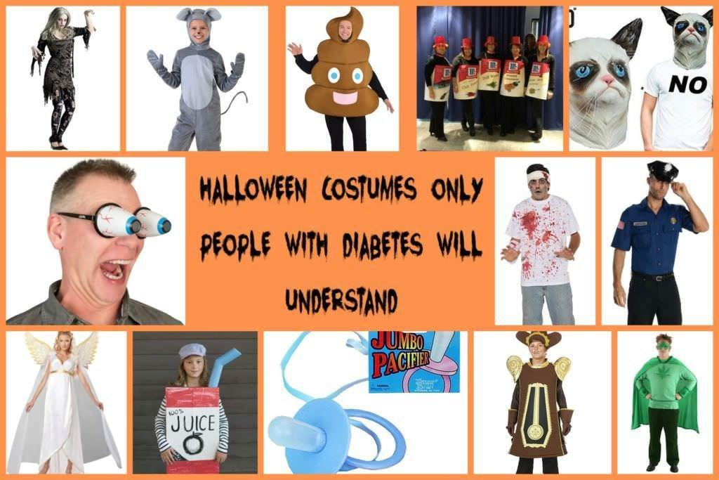 Diabetes Halloween Costume