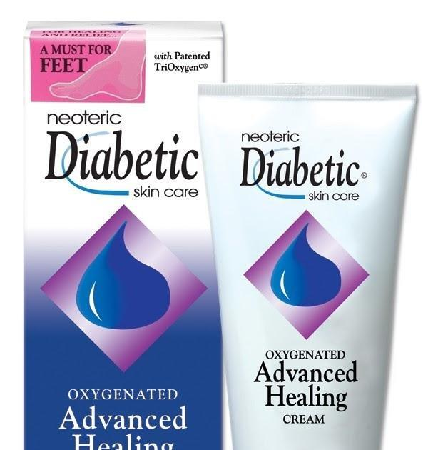 Neoteric Diabetic Skin Care