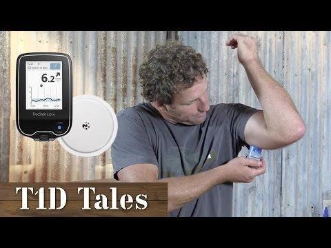 Bloodless Glucose Meter