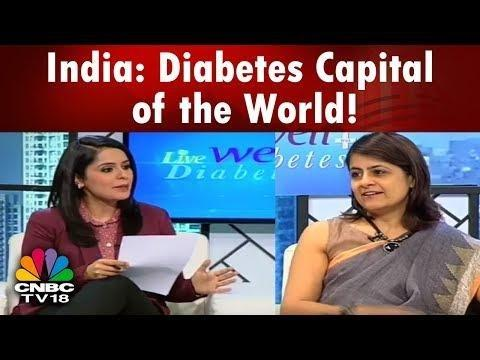 Is India The Diabetes Capital Of The World?