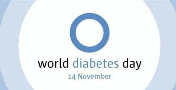 World Diabetes Awareness Day 14th Nov 2017