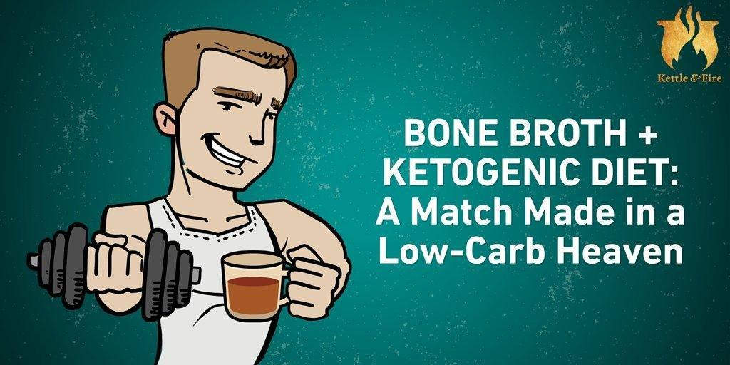 Bone Broth + Ketogenic Diet: A Match Made In A Low-carb Heaven