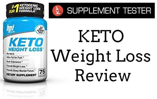 Keto Weight Loss Review