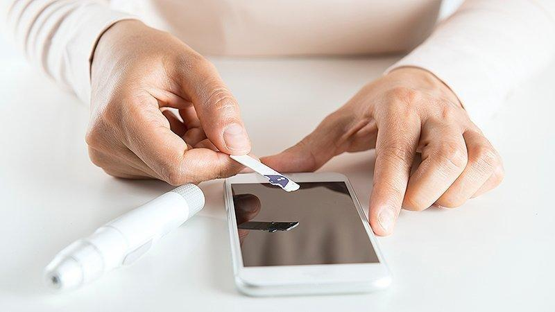 Type 2 Diabetes Comprehensive Care 'app' 'improves Control'