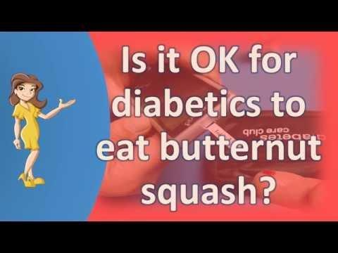 Can A Diabetic Eat Butternut Squash