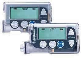 Closed Loop Insulin Pump