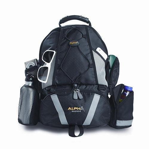 {d-mom Tested} Baby Sherpa Alpha Backpack