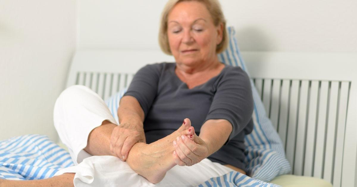 Diabetes Foot Pain: Strategies for Coping With Diabetes Foot Pain