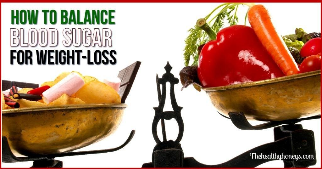Stabilizing Blood Sugar For Weight Loss