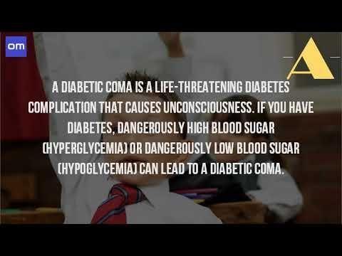Diabetic Coma Causes