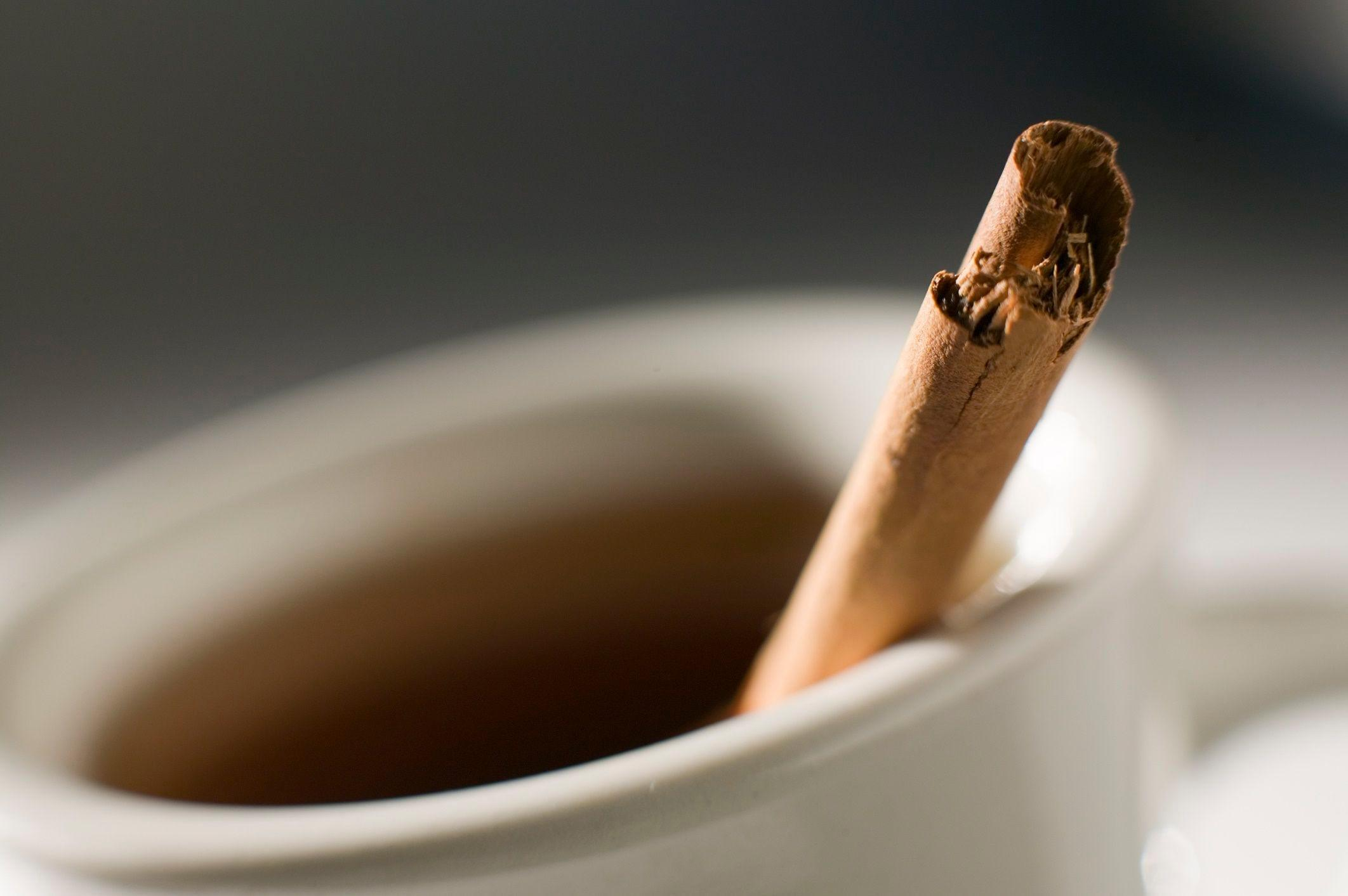 Healing Cinnamon Black Tea Recipe