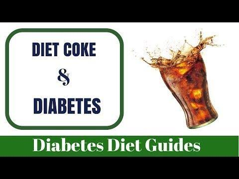Can You Drink Diet Soda With Diabetes?