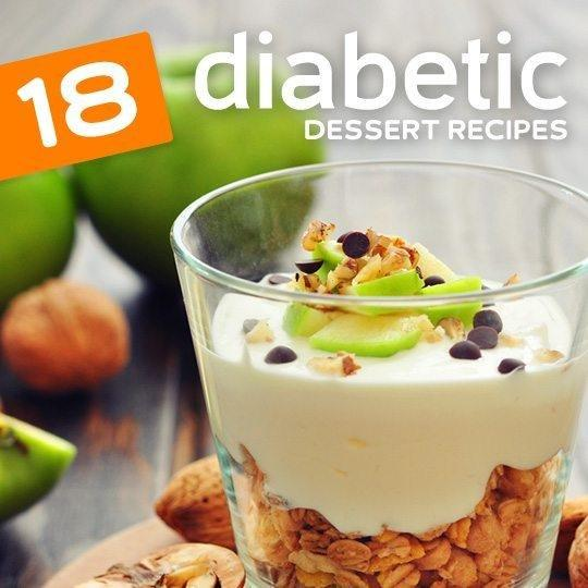 18 Soul Satisfying Diabetic-friendly Desserts