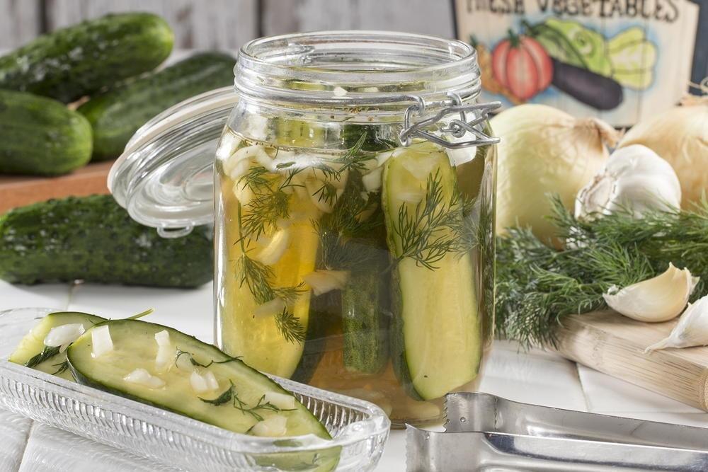 Homemade Pickles | Everydaydiabeticrecipes.com