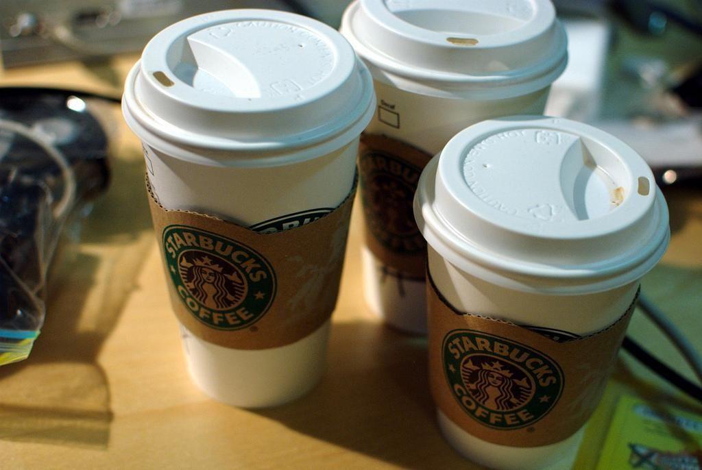 Diabetic Starbucks