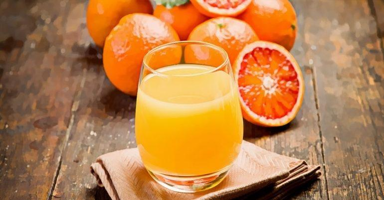 Orange Juice Blood Sugar Levels