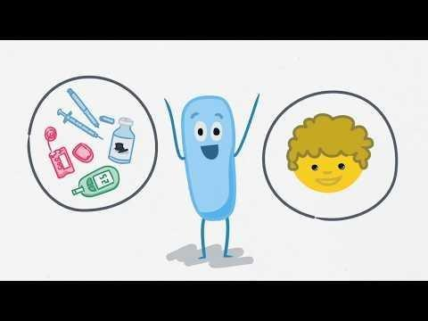 Video Aims To Educate School Staff About Students With Diabetes