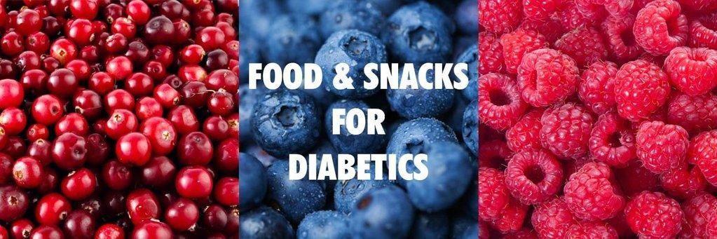 Sweet Snacks For Diabetics