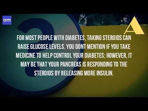 Asthma Inhalers And Diabetes