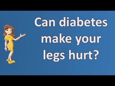 Can Diabetes Cause Pain In Arms And Legs?