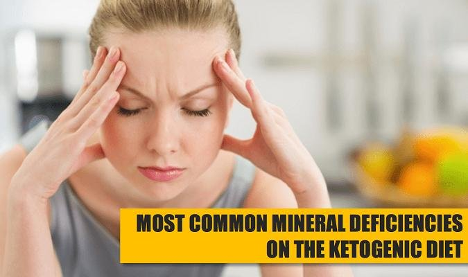 Top 3 Mineral Deficiencies On A Ketogenic Diet