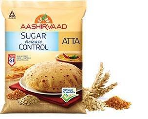 Aashirvaad Sugar Release Control Atta Low Gi|diet Guidelines|aashirvaad Health