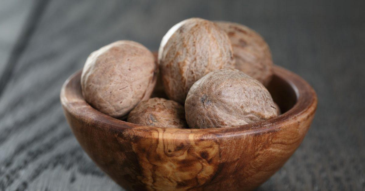 Benefits Of Nutmeg Seed