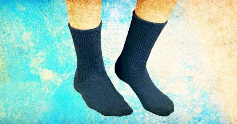 What Does A Diabetic Sock Do?
