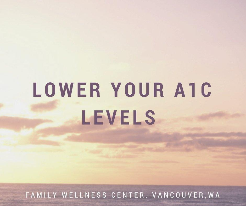 Ways To Lower Your A1c Levels