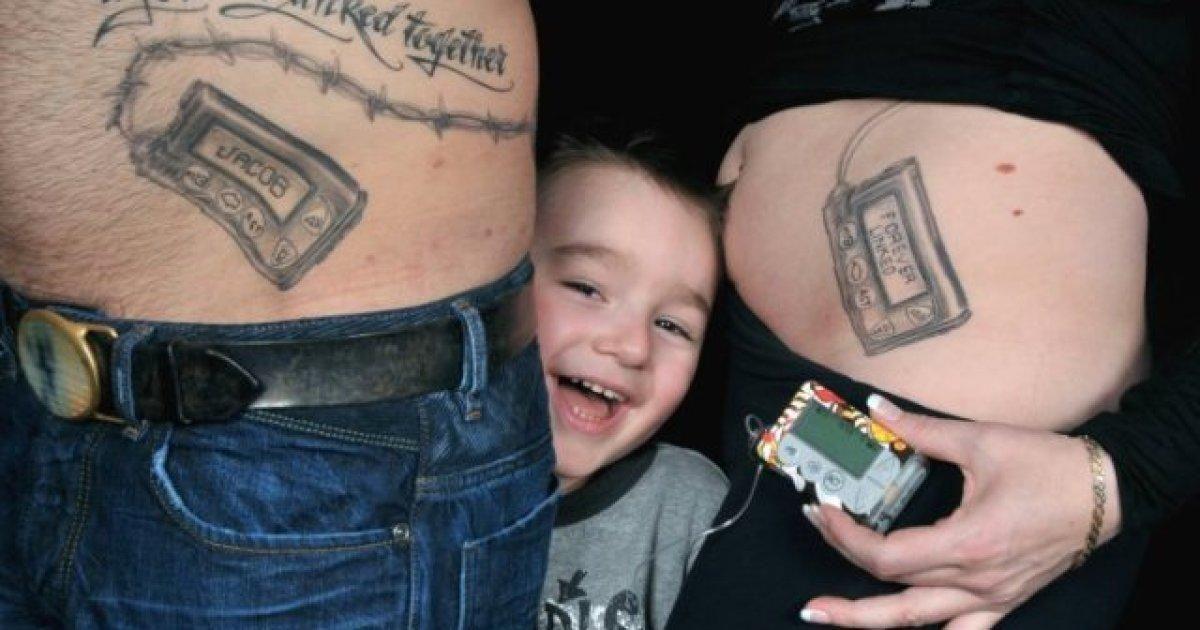 Diabetes Support Tattoo