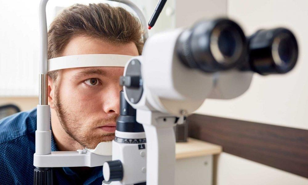Diabetes And Vision Impairment