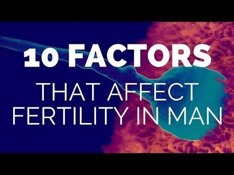 Diabetes May Affect Men's Fertility