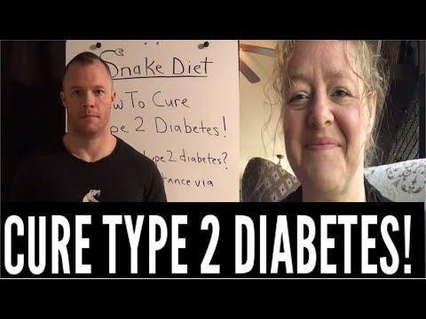 Cure For Diabetes Type 2
