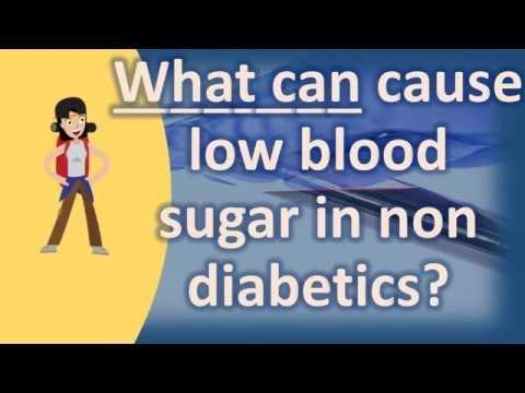 Is Low Blood Sugar A Sign Of Diabetes?