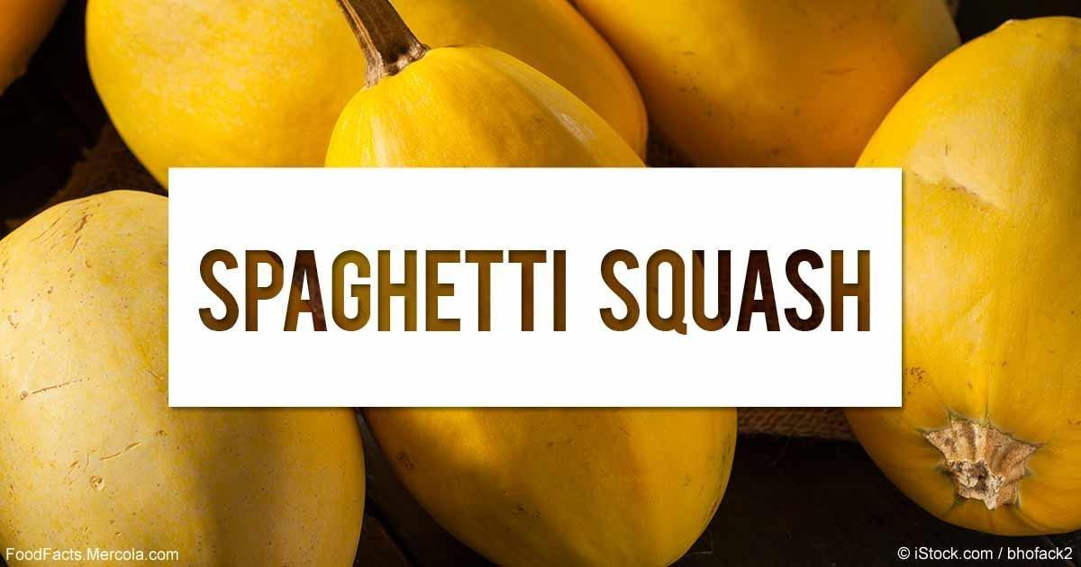 What Is Spaghetti Squash Good For?