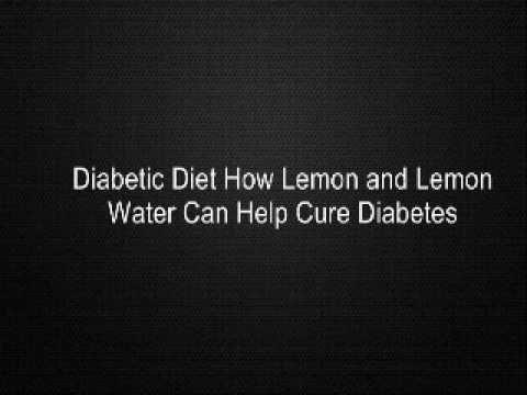 Are Lemons Good For Blood Sugar?