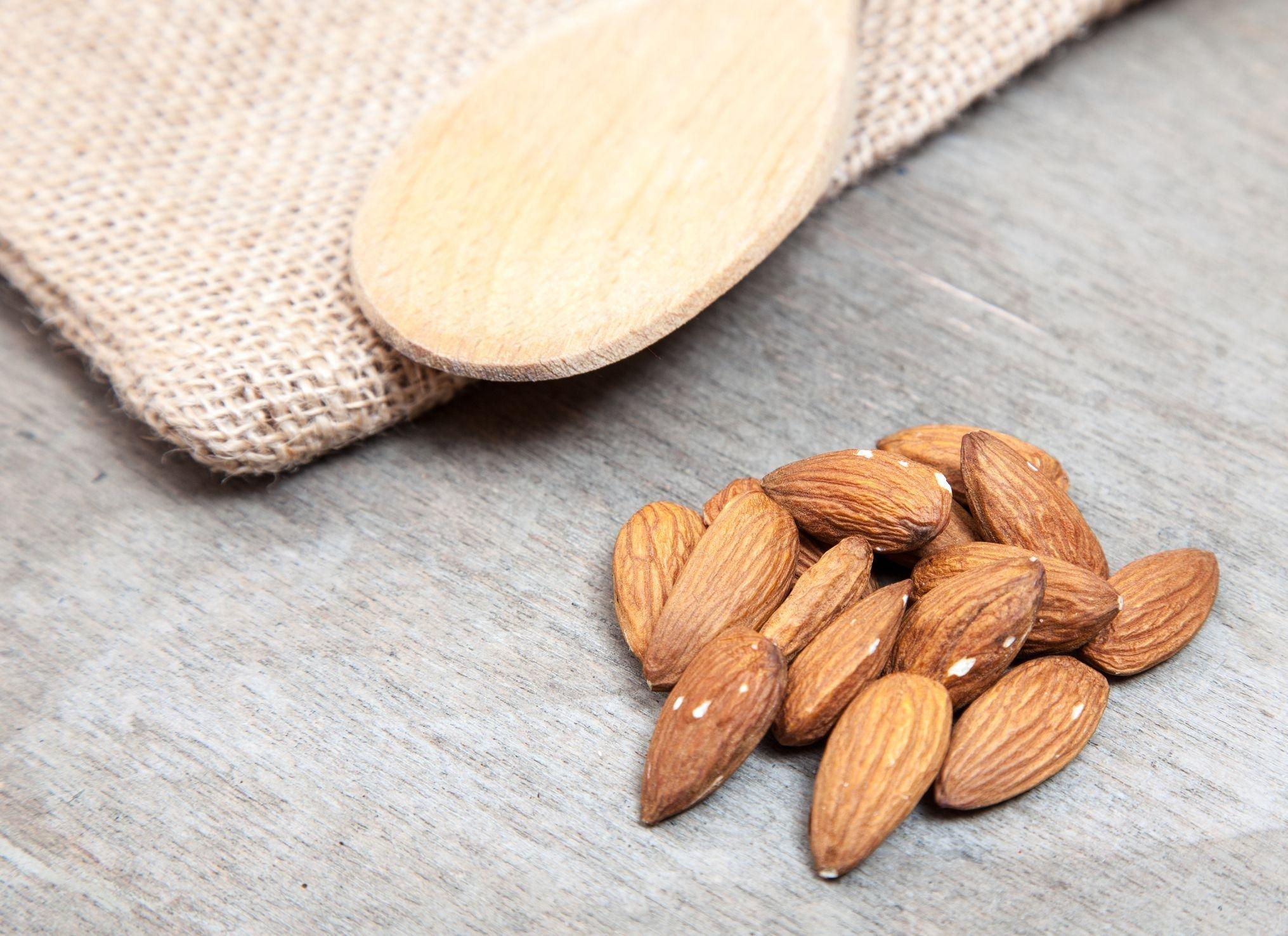Health Benefits Of Almonds For People With Diabetes