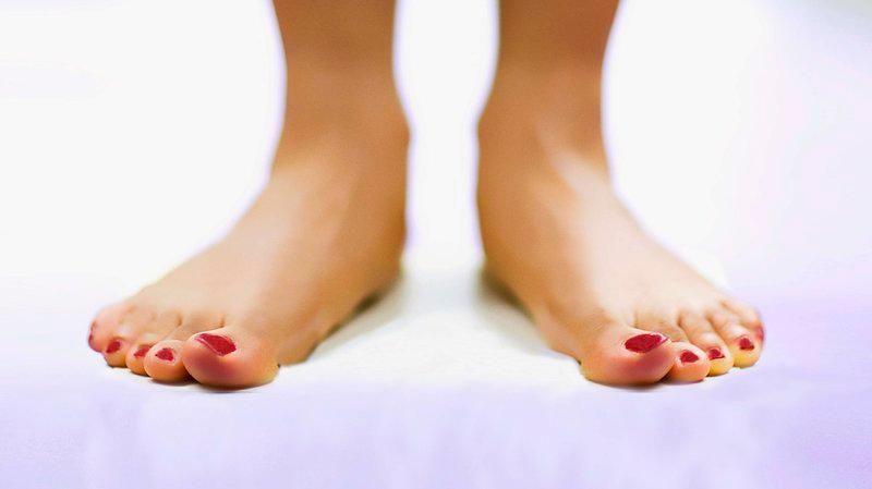 Diabetic Foot Swelling Pain