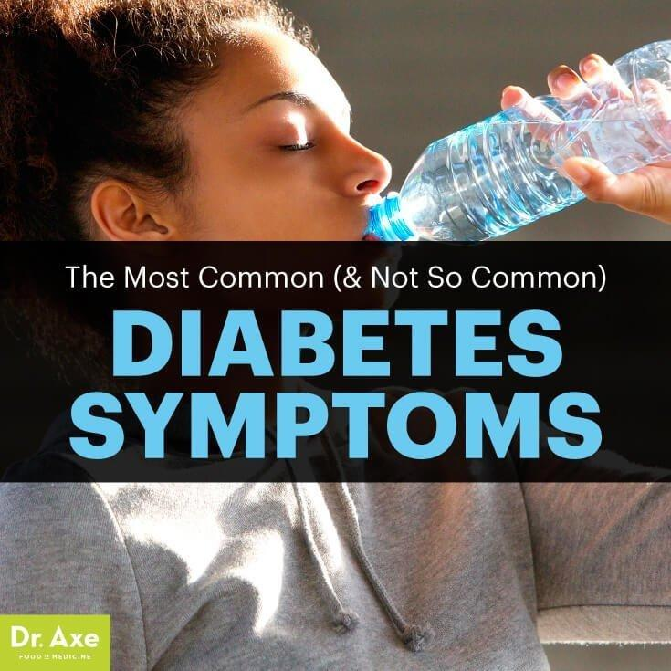 Diabetes Symptoms You Can't Afford To Ignore & What You Can Do About Them