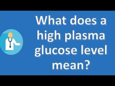 Mean Plasma Glucose Normal Range