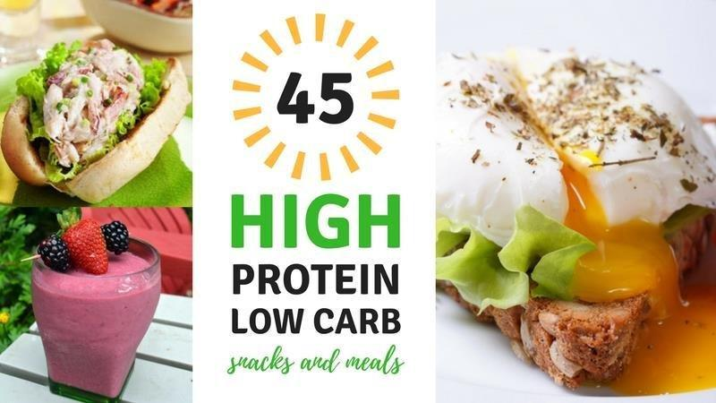Low Carb Low Sugar Snacks