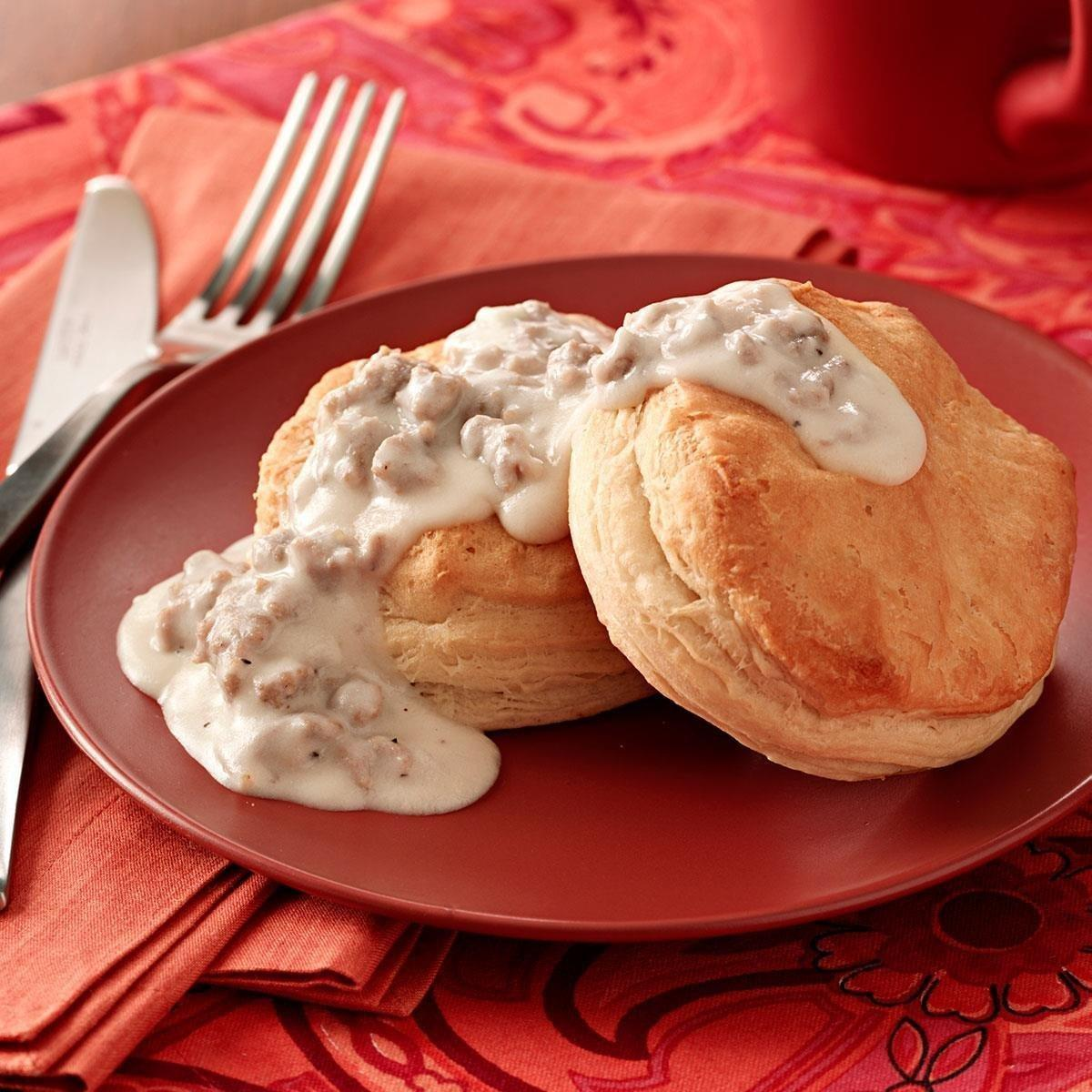 Biscuits And Gravy For Diabetics