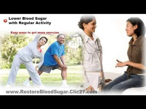 How Long Do You Have To Walk To Lower Blood Sugar?